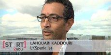 Lahouari Kaddouri a déposé plusieurs brevets en amont de la création de LKSpatialist