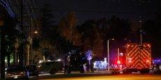 Selon un journal local, une femme d'une trentaine d'années a été tuée.