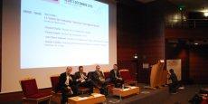 Une première table ronde consacrée à l'ancrage territorial des entreprises industrielles