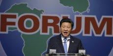 Le président chinois Xi Jinping. Les autorités chinoises font pression sur l'Europe pour obtenir le statut favorable d'économie de marché