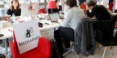 Mediapart devait 4 millions d'euros au fisc après un redressement fiscal.