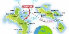 En tout, 93.000 personnes ont voté dans les 115 îles de l'archipel de l'océan Indien, soit un taux de participation pratiquement record de 87,4%