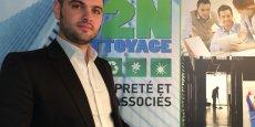 Spécialisée dans le nettoyage de bureaux et de propriétés, cette petite entreprise créée il y a 4 ans par Laurent Deveau voit son chiffre d'affaires atteindre 1 M€ pour l'exercice 2015