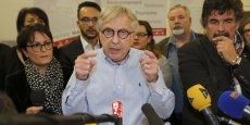 Le socialiste Jean-Pierre Masseret a terminé troisième au premier tour des élections régionales avec 16,11%.