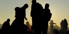 Une grande partie des réfugiés attendus en Allemagne ces prochaines années risque de se retrouver au chômage et de n'entrer que très progressivement sur le marché du travail, selon la Banque centrale allemande.
