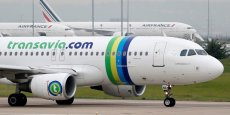 Air France table sur une perte d'exploitation de Transavia France d'environ 30 millions d'euros en 2016