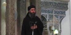 Al-Baghdadi, le cruel chef du mouvement Daesh, est classé entre Angela Merkel et Donald Trump.