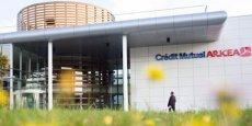 Le groupe Crédit Mutuel a dégagé en 2015 le meilleur bénéfice net de son histoire, à 3,09 milliards d'euros (+2,2%).