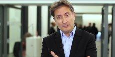 Bertrand Serp, vice-président de Toulouse Métropole en charge de l'économie numérique et robotique