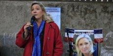 Marine Le Pen défend toutes les causes... ou presque.