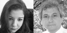 Soraya Djermoun et Georges Nurdin