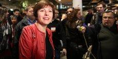 Carole Delga, future présidente de la nouvelle Région Languedoc-Roussillon-Midi-Pyrénées