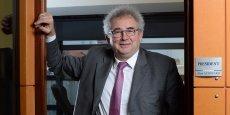 Alain Audouard, président depuis 15 ans de la CMA 69.