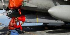 La France et la Grande-Bretagne vont développer la nouvelle génération de missiles de croisière Scalp pour la France et Storm Shadow pour la Grande-Bretagne (photo : missile Scalp)