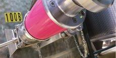 Inozy crée des produits techniques innovants en oenologie, ici pour le transfert automatique de liquides
