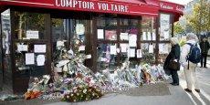 Parmi les six bars ou restaurants frappés par le commando des terrasses, deux seulement ont déjà rouvert leurs portes. Le deuxième a été le Comptoir Voltaire, situé près de Nation.