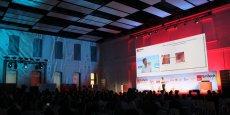La conférence Emtech se tient au Quai des Savoirs à Toulouse.