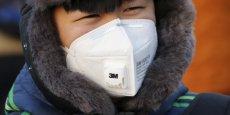 L'alerte rouge sera en vigueur entre samedi et mardi, selon une note publiée sur le site internet du Bureau de la Protection environnementale de Pékin.