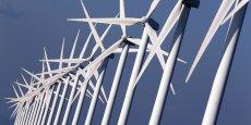 General Electric gère déjà une centaine d'éoliennes fabriqués par le Français Alstom près de La Gacilly, dans le Morbihan (Bretagne).