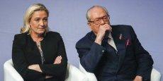 Le père et la fille Le Pen détiennent notamment, en commun, la propriété de Montretout à Saint-Cloud, dans les Hauts-de-Seine.