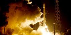 La société de lancement SpaceX bouscule l'Europe spatiale en matière de lanceurs réutilisables