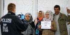 L'arrivée de réfugiés en Allemagne a permis une forte hausse de la population