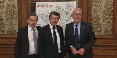 Christian Estrosi et Guillaume Pépy ont décidé d'ajouter un avenant à la convention liant actuellement la Région PACA et la SNCF. Elle devrait permettre la mise en place des premiers portiques de sécurité en 2016.