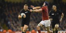 Le quart de finale de la Coupe du monde de rugby entre la France et la Nouvelle-Zélande a réalisé la meilleure audience de l'année.