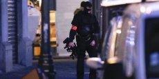 Nos investigations ont révélé une menace grave d'attaques de lieux symboliques à Bruxelles lors des célébrations de la Saint-Sylvestre, précise un communiqué du parquet.