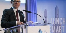 En 2018, Arianespace prévoit un nombre record de lancements de satellites (jusqu'à 14).