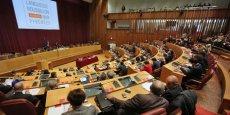 Les 1ères nominations sont intervenues lors de la session plénière du 4 janvier