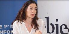 Sandrine Jullien-Rouquié, fondatrice de la société Ludilabel