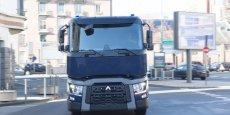 Renault Trucks a livré plusieurs T430 à la Banque de France.