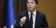 Matteo Renzi doit faire face à de vrais défis politiques.