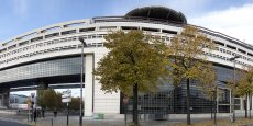Le ministère des Finances, rue de Bercy