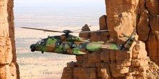 Le Qatar serait prêt à acquérir le NH90