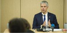 Pour Romain Meltz, le nouveau président d'Auvergne-Rhône-Alpes propose des mesures qui vont typiquement à l'encontre du Conseil d'État