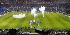 L'Olympique Lyonnais a inauguré son nouveau stade avec une victoire samedi