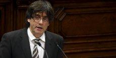 Carles Puidgemont, président du gouvernement catalan, choisira-t-il la voie de l'unilatéralité ?