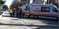 L'explosion a eu lieu sur cette vaste esplanade située entre la basilique Sainte-Sophie et la mosquée bleue, à 10h20 heure locale.