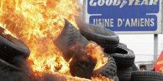 En 2014, 8 salariés de l'usine Goodyear d'Amiens-Nord avaient séquestré deux cadres pendant une trentaine d'heures.