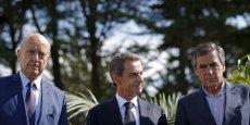Les candidats officels ou officieux à la primaire de droite commencent à tempérer leurs discours très libéral pour ne pas tomber dans le piège de François Hollande qui veut se positionner en modéré.