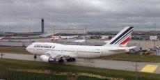 Aujourd'hui, deux des trois derniers B747-400 vont retourner chez leur loueur d'avions qui en ont la propriété, tandis que le troisième, propriété d'Air France, sera vendu pour quelques millions d'euros.