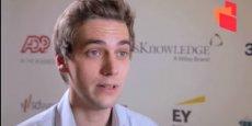 Benjamin Guthleben a souhaité créer des affinités professionnelles entre employeurs et étudiants en quête de stage grâce à TakewInc.