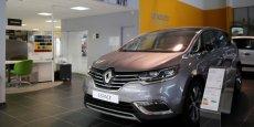 Des soupçons de fraude sur des moteurs pourraient être le motif des perquisitions chez Renault.