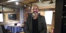 David Pouyanne, au Café maritime ce jeudi