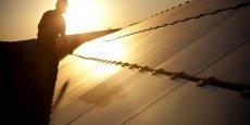 En 2015, une nouvelle embauche sur 83 s'est faite dans le secteur de l'industrie solaire.