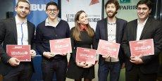 Les cinq gagnants du Sud-Est du Prix La Tribune Jeune Entrepreneur vont se retrouver à Paris le 9 mars pour la grande finale.