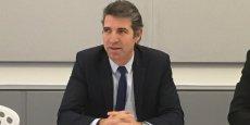 Président de l'ordre des experts-comptables d'Aquitaine, Alexandre Salas-Gordo présentait ce matin le baromètre Statexpert et ses indices concernant la région Aquitaine.