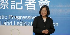 Pour la première fois, une femme remporte l'élection présidentielle à Taïwan.